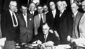 fdr signing