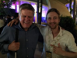 June 25, 2016 - Tommy Edison & Evan Gregory at VidCon 2016