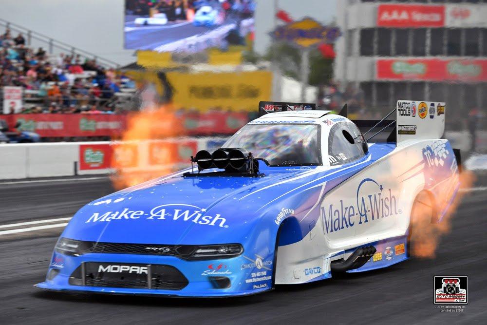 DSR Houston Post Race Recap Tommy Johnson Jr