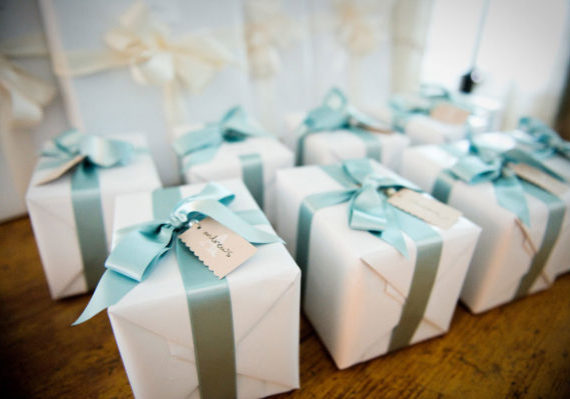 gifts-wrapped-in-blue-ribbon