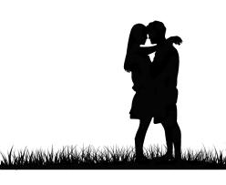 couple-silhouette-white-17824846