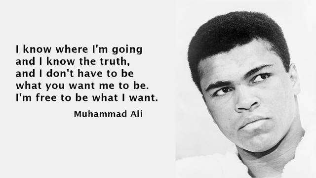 Muhammad Ali, the Greatest Athlete – Marketer – of all time!