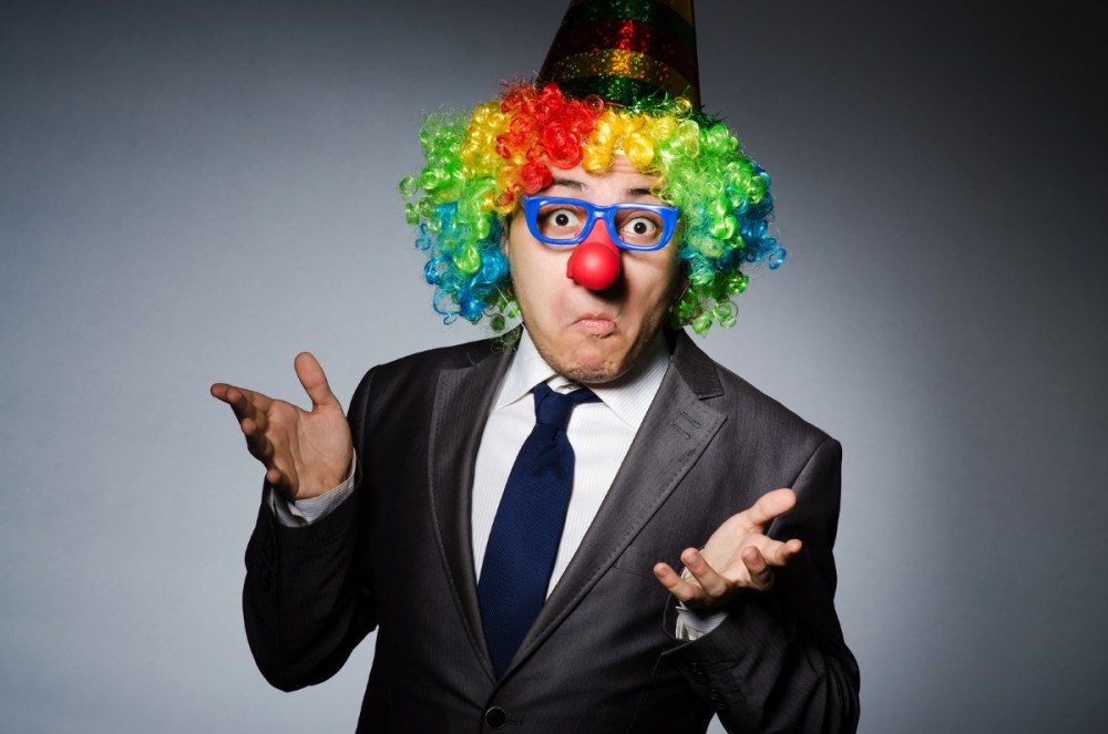 Is your Business a Joke?