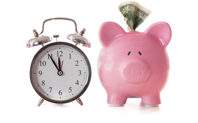 TR time vs money