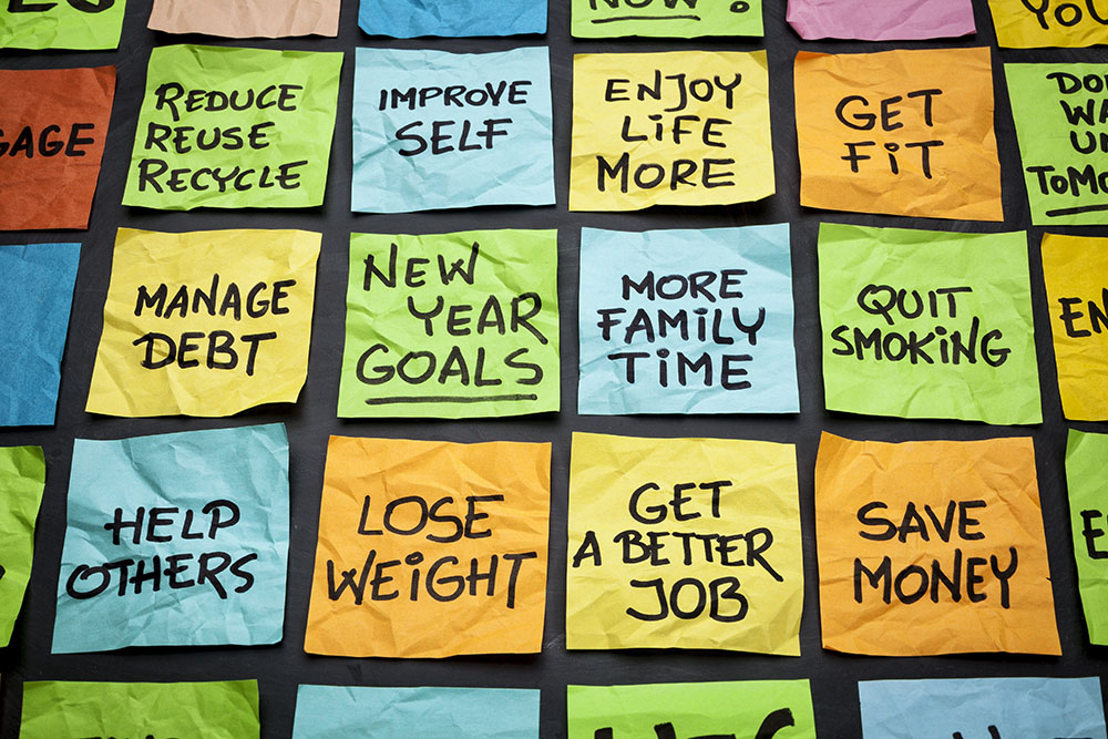 How to Actually KEEP your Resolutions this Year...