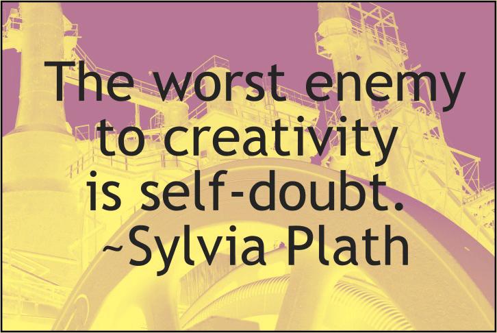 Blast Self-Doubt