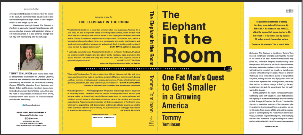 Buy the book – Tommy Tomlinson