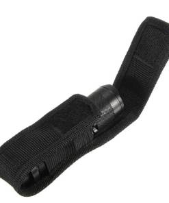 Holster Style Nylon Pouch for LED Torch
