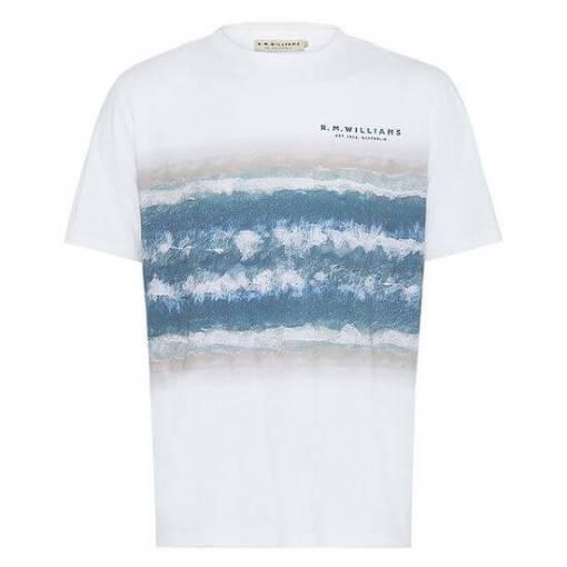 RM Williams Byron Printed T-shirt