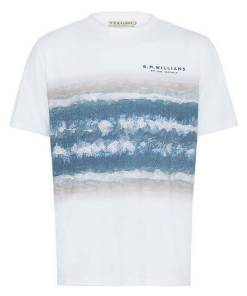 RM Williams Byron Printed T-shirt