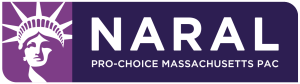NARAL Massachusetts PAC banner