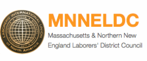 Massachusetts & Northern New England Laborers' District Council banner