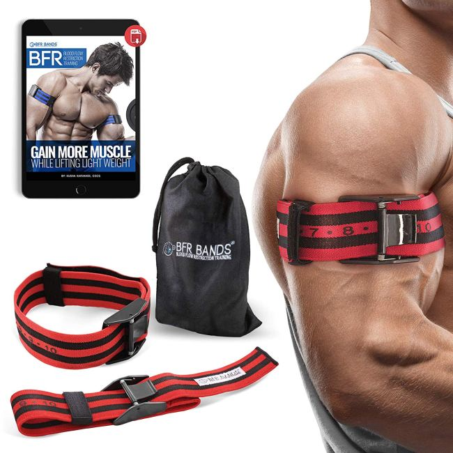 BFR ProX Occlusion Training Bands