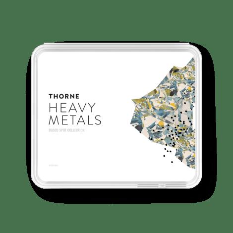 Thorne Heavy Metals Test Tom Nikkola