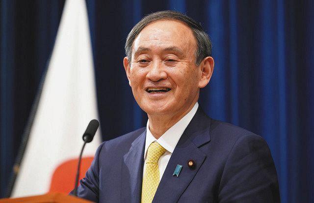 仕事師・菅首相
