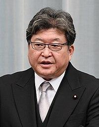 萩生田大臣