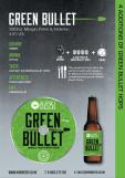 Green Bullet KingBeer