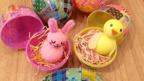 Valentine's Day / Easter Egg クラフトワークショップ&Tea Party