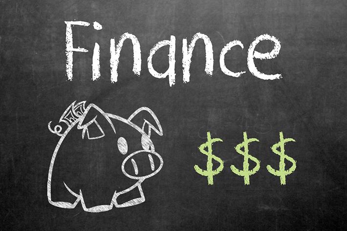 お金と投資信託など金融商品のイメージ画像