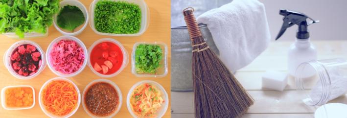 料理・掃除・家事代行