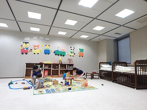 東京しごとセンター託児サービス(参照:https://www.tokyoshigoto.jp/others/takuji/)