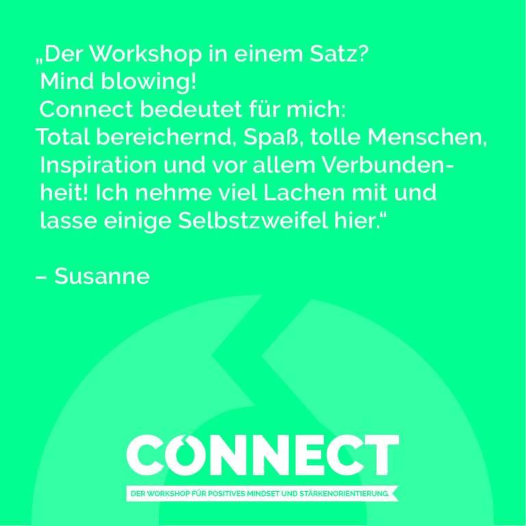 Was Wäre Wenn - Positive Psychologie und Coaching - Michael Tomoff - Connect Verbundenheit Zitat 23