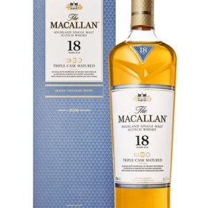 Macallan 18, macallan 18yo, triple cask, fine oak, whisky, speyside whisky, macallan,
