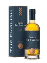The English Whisky Co, whisky, english whisky
