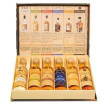 plantation gift set, cigar box, rum, plantation cigar box