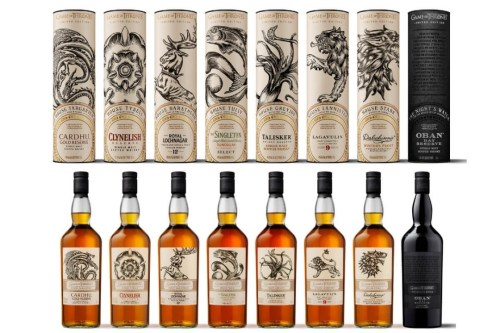 game of thrones whisky