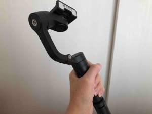 【FeiyuTech VLOG pocket レビュー】スマホ専用ジンバルの使い方は超簡単!