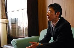 株式会社呉竹 代表取締役 竹内嘉浩