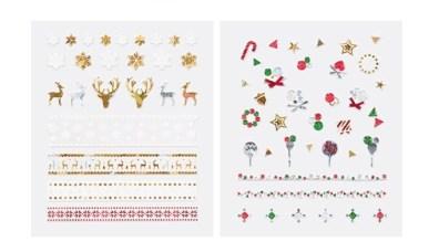 santa-nail-stickers-innisfree