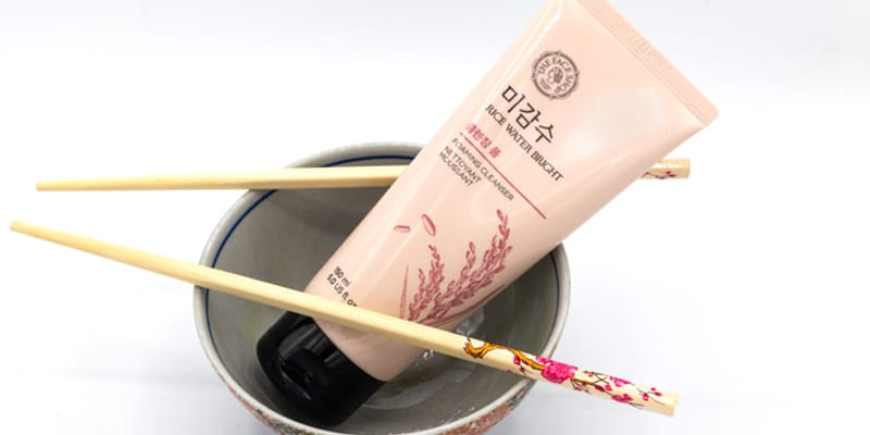 Espuma limpiadora facial coreana