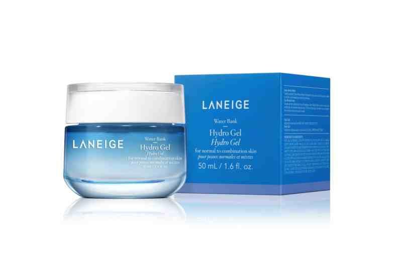 water bank hydrogel piel grasa