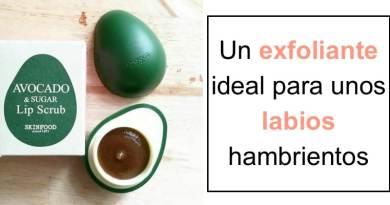 Exfoliante para labios: siempre existe un exfoliante ideal para unos labios hambrientos