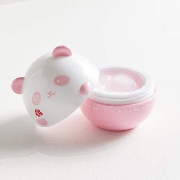 pandas dream rose hyaluronic face cream tony moly mejores cremas hidratantes coreanas