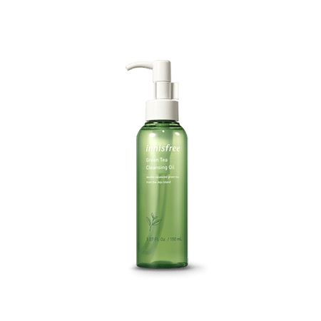 Green Tea Cleansing Oil (Innisfree) aceites desmaquillantes coreanos aceites desmaquillantes coreanos