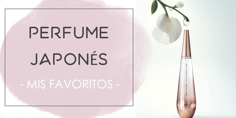 perfume japonés