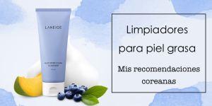 limpiador facial piel grasa