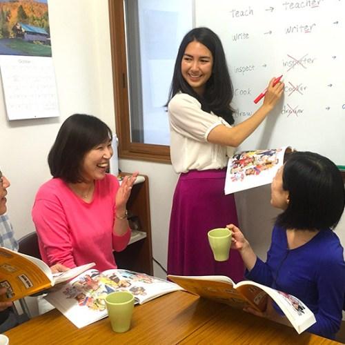 とももが推薦する信頼の英会話 夙川クリスチャンセンター英会話
