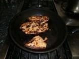 Orange Marinated Chicken