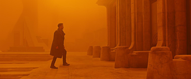 Blade Runner 2049 - Red Sand Storm