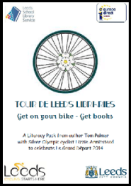 Tour de Leeds Libraries cover