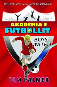 Cover- Boys United