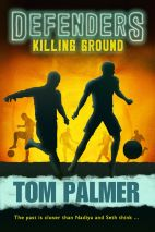 Tom Palmer author