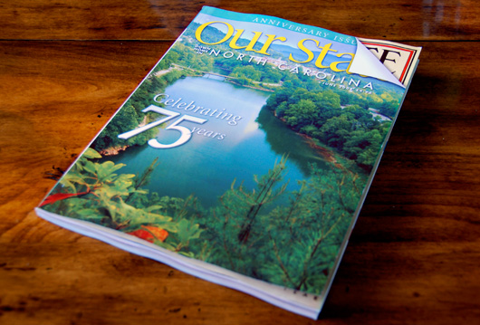 Our State Magazine June 2008