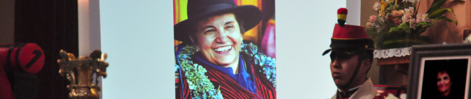 Human Rights as a Vocation: A Portrait of Ana María Romero de Campero
