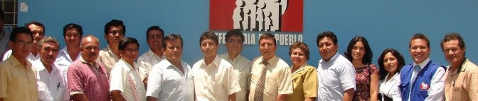 The travails of the Peruvian Human Rights Ombudsman