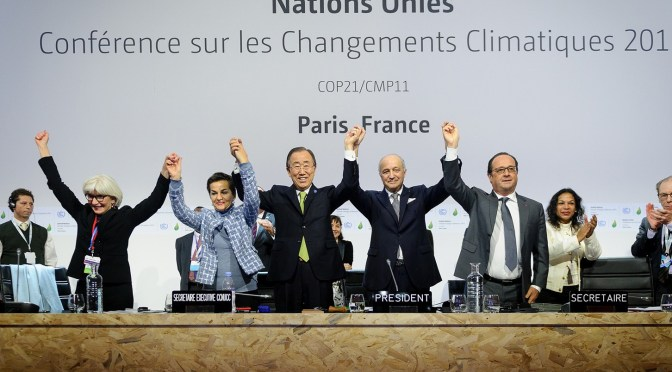 Is the Paris climate accord worded too flexibly?